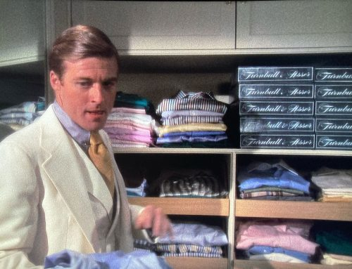 The Great Gatsby (1974) The Story Behind those Beautiful Shirts | #92