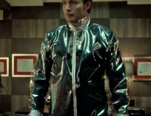 Hannibal's Vinyl Kill Suit (#10)