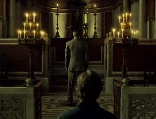 Hannibal's Tan Suit for a Meeting with Will in his Memory Palace   #08