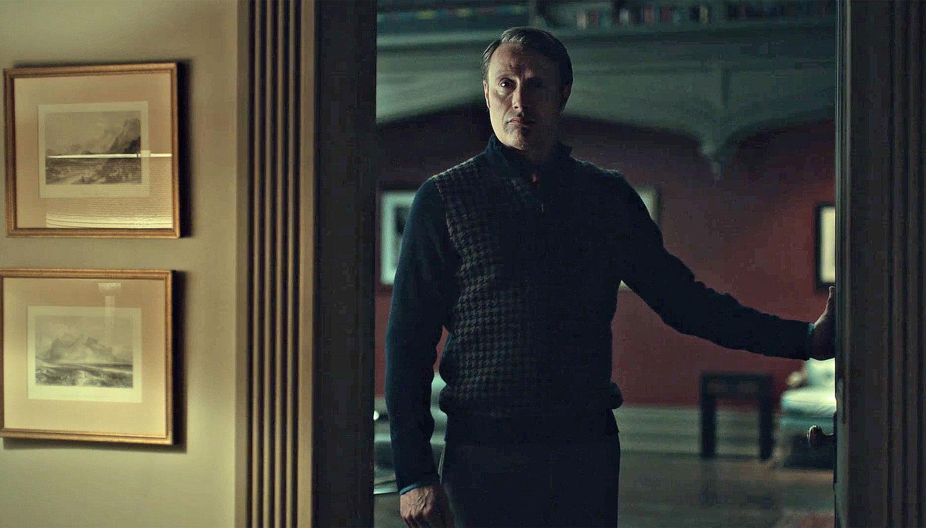 Woollen Sweater Hannibal