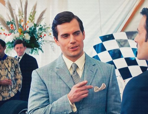 The Man from U.N.C.L.E. – Timothy Everest Talks Tailoring Henry Cavill | #86