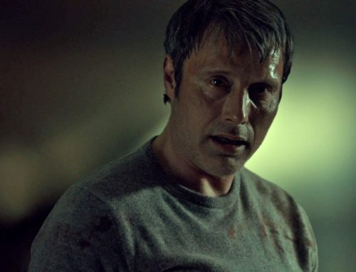 Hannibal's Series Finale Bloodied J.Crew Sweater | #13