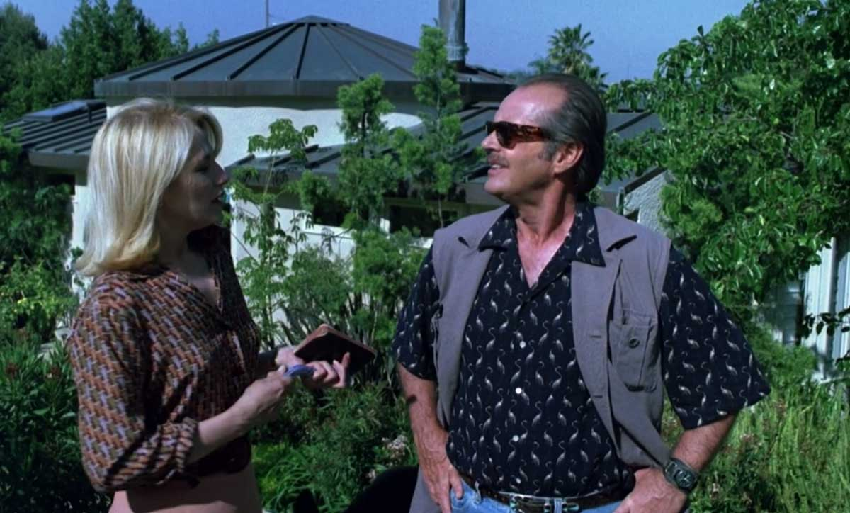 Man Trouble - Jack Nicholson