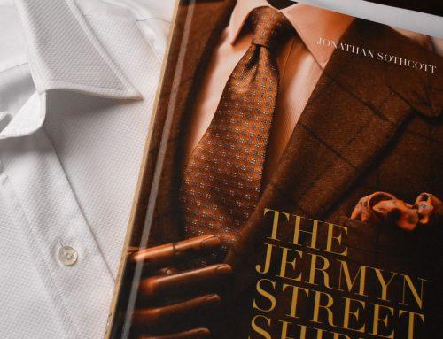 Jonathan Sothcott Talks about his New Book – The Jermyn Street Shirt | #130