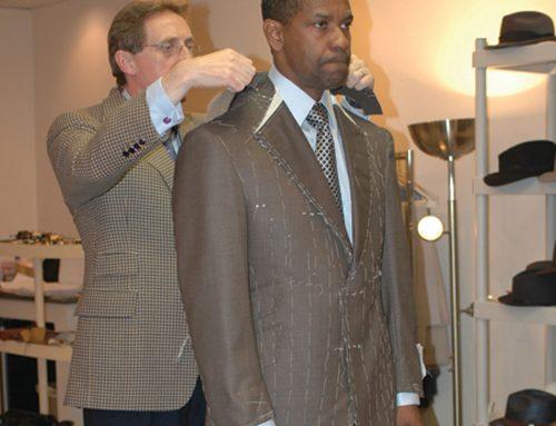 Bespoke New York Tailor Leonard Logsdail on Making Suits for De Niro, Di Caprio, Craig & More | #143