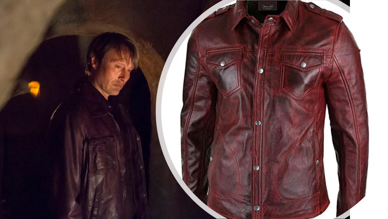 Milestone Leather Jacket Hannibal