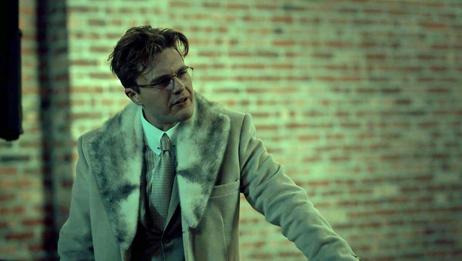 Mason Verger played by Michael Pitt