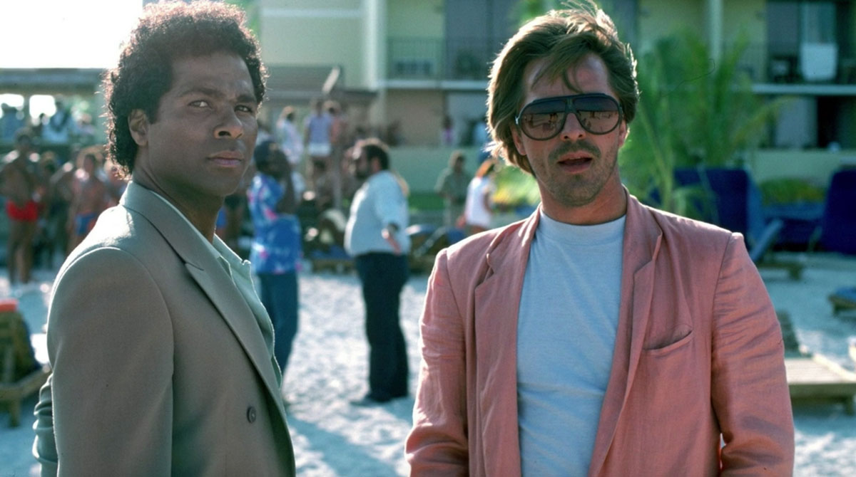 Armani in Films miami vice