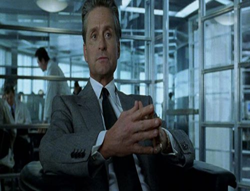 The Game – Michael Douglas the Grey-Suited Supremo | #128
