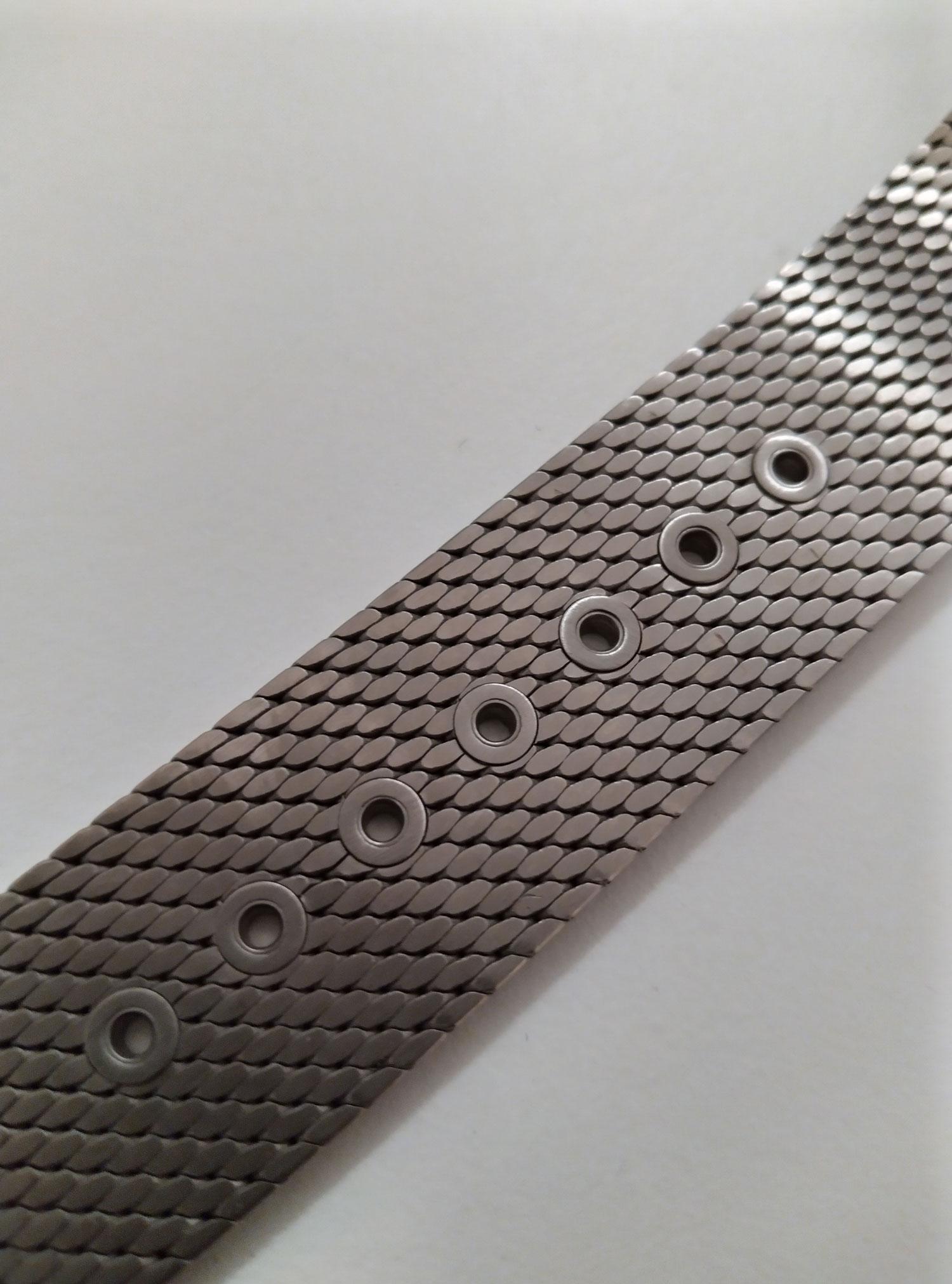 milanese mesh bracelet