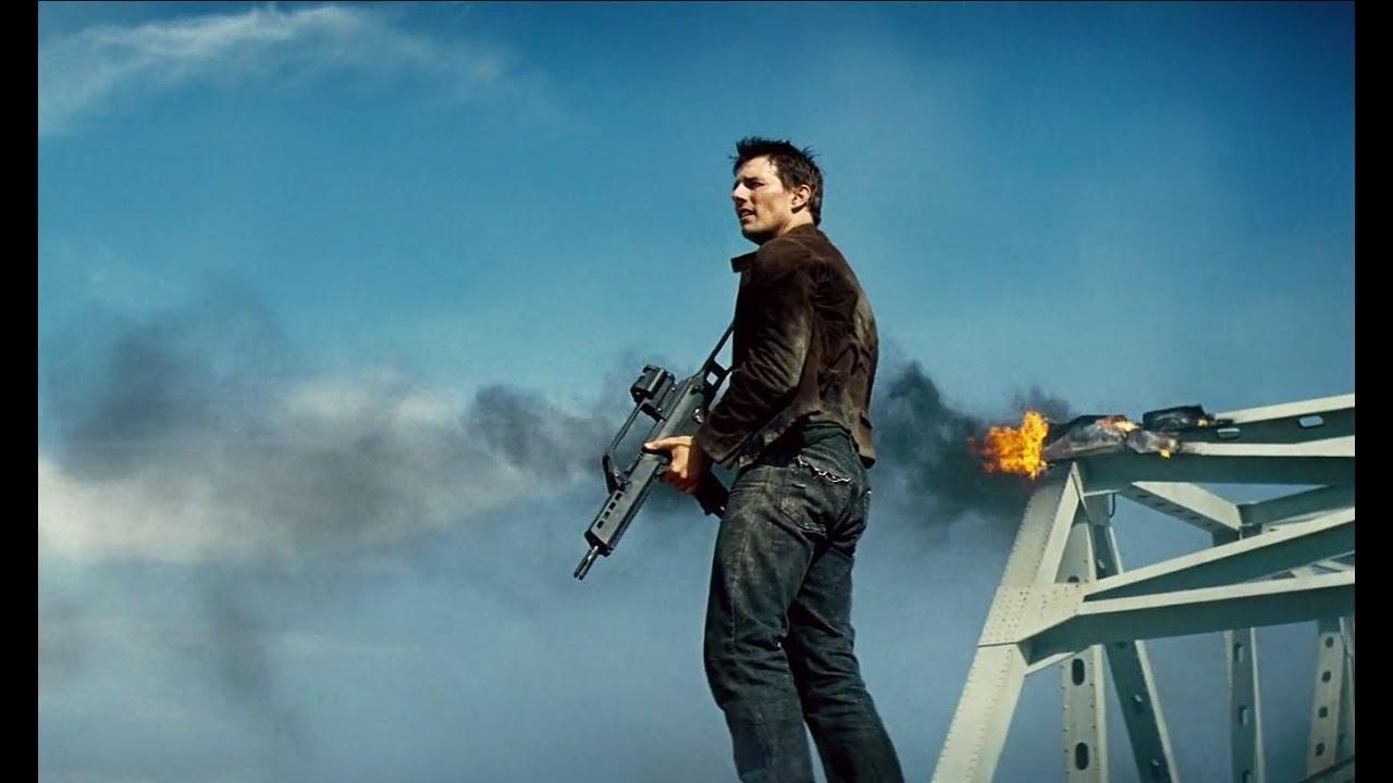 Mission Impossible 3 bridge scene