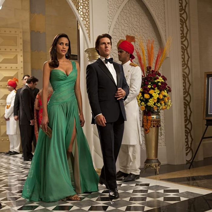 ghost protocol tom cruise style