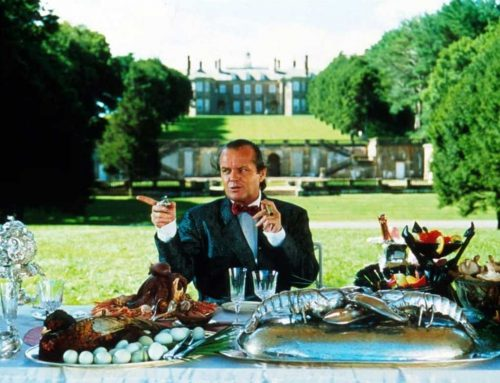 The Witches of Eastwick – Jack Nicholson's Reptilian Birding Gown