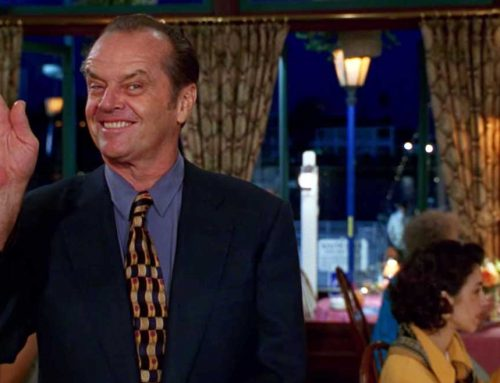 As Good As It Gets – Jack Nicholson's Dinner Date Jacket