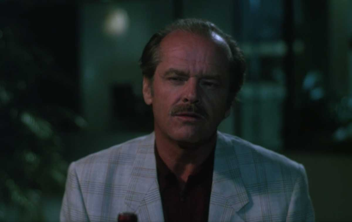 Man Trouble - Jack Nicholson date jacket