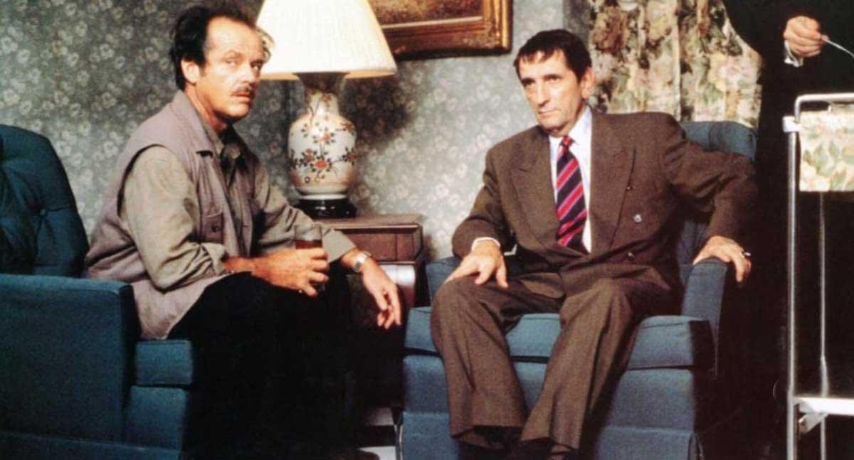 Man Trouble - Jack Nicholson and Harry Dean Stanton