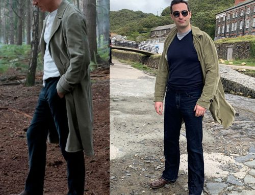 James Bond's No Time to Die Massimo Alba 'Rain 2 Duster Coat' – Review