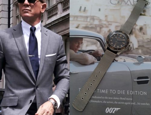The Omega Seamaster 300M No Time To Die James Bond Edition | Review