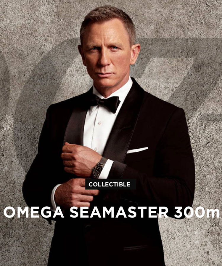 omega no time to die seamaster