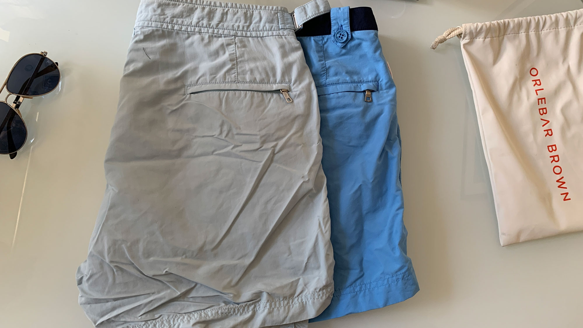 Setter Shorts Orlebar Brown Sky to Riviera