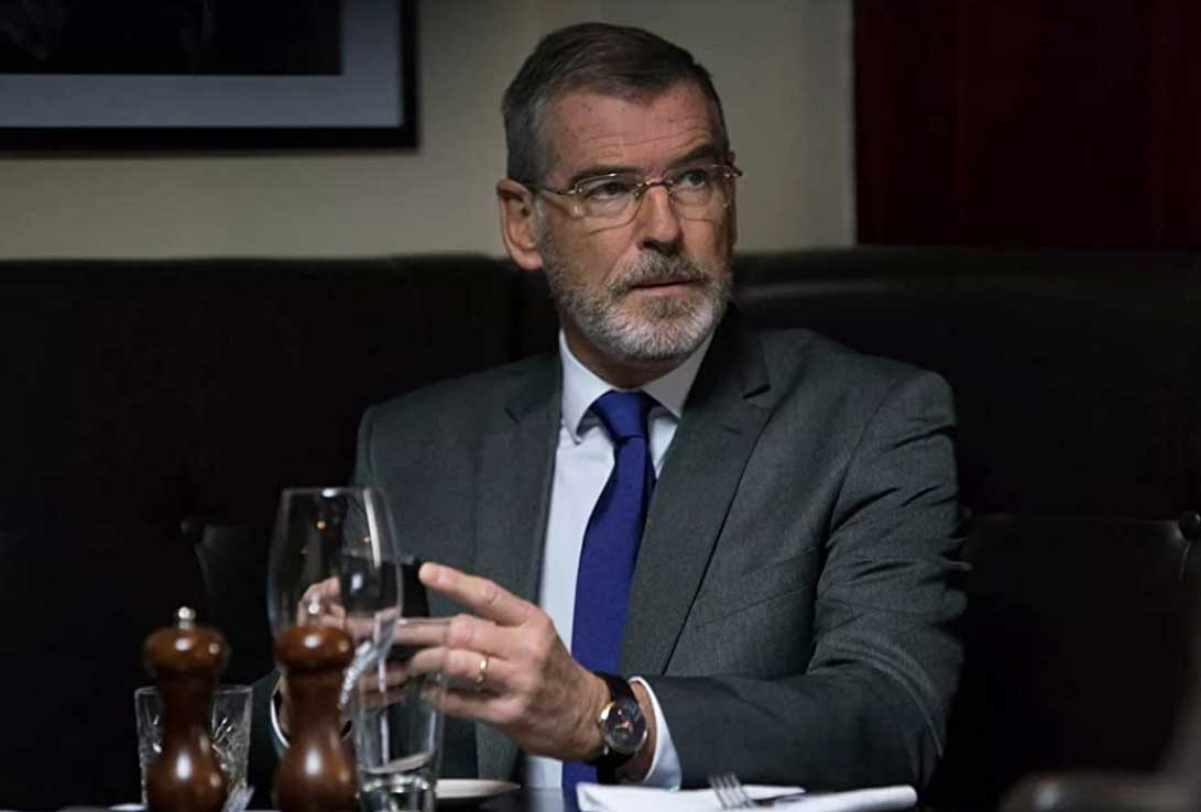 The Foreigner Pierce Brosnan