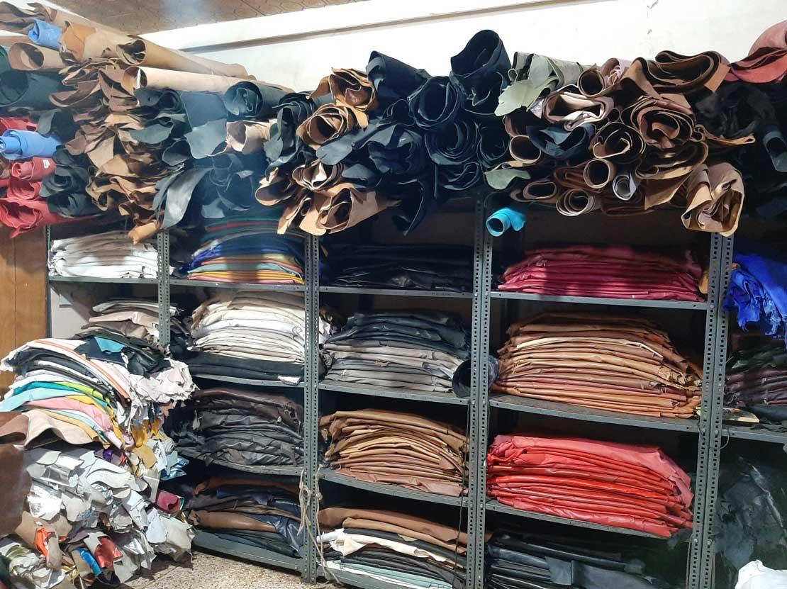 Magnoli Clothiers behind the scenes
