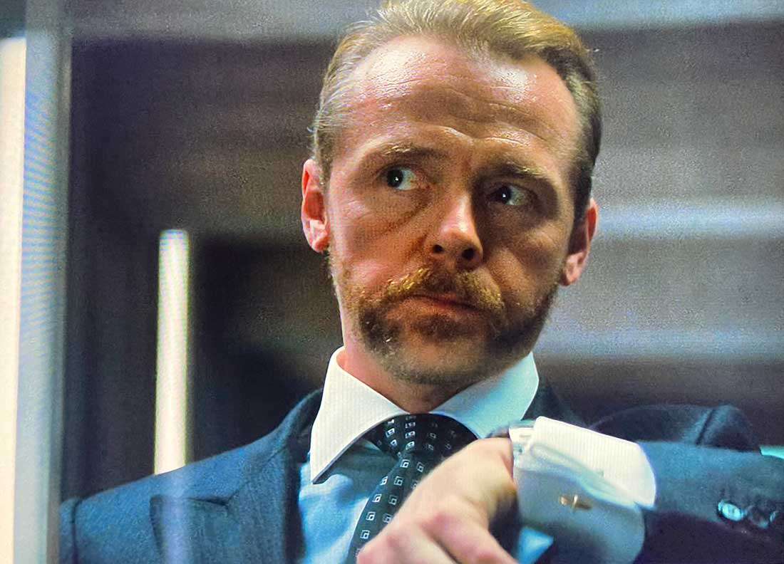 Mission Impossible Rogue Nation simon pegg