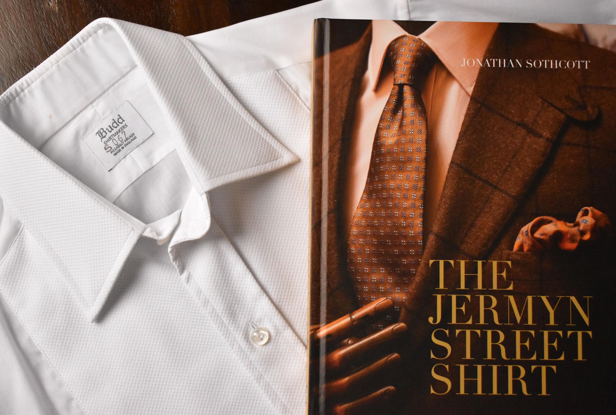 Jermyn Street Shirt book by Jonathan Sotchcott