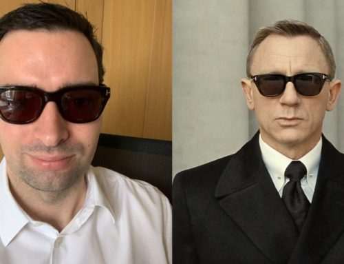 TOM FORD Sunglasses from Spectre – Snowden | Review