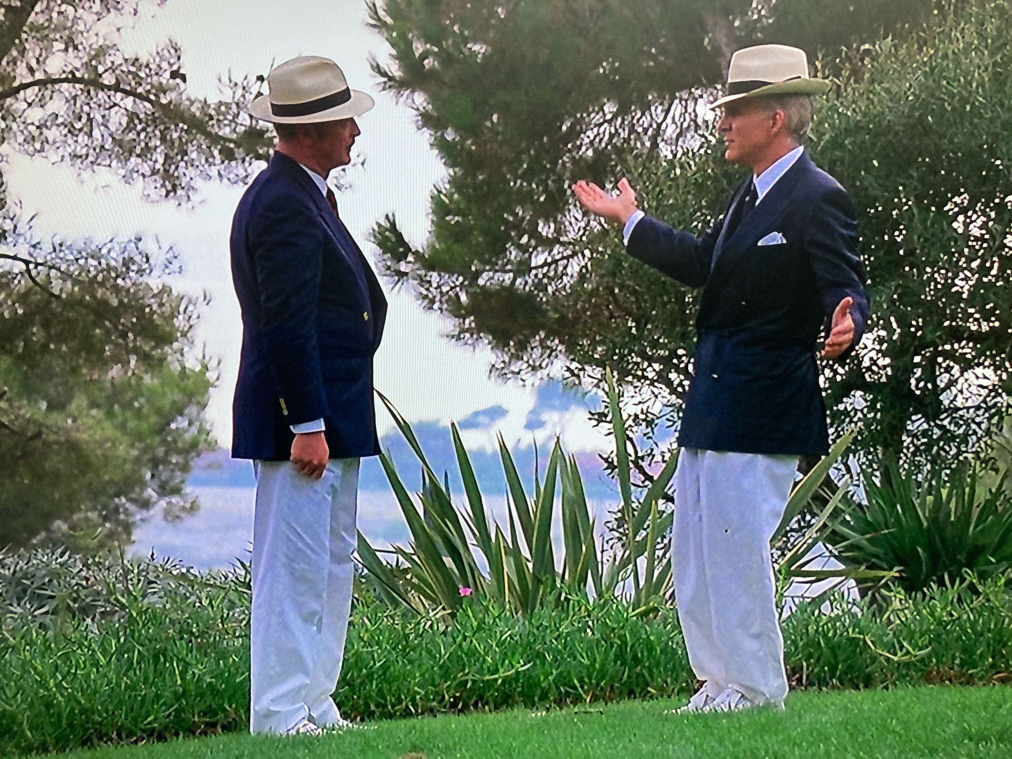 Dirty Rotten Scoundrels Michael Caine Steve Martin
