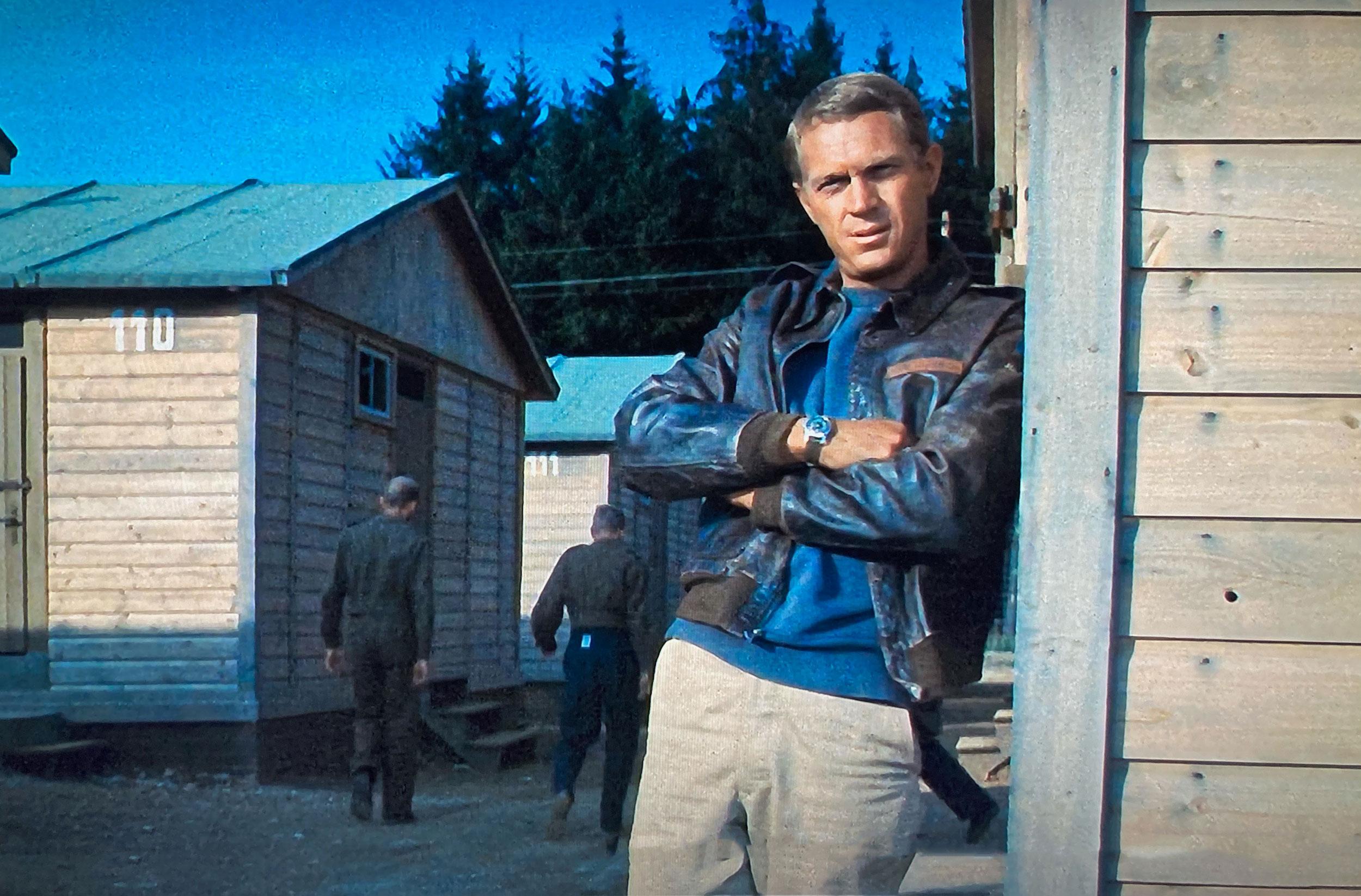 The Cooler King Steve McQueen