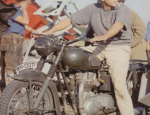 The Great Escape – Steve McQueen & The Cooler King Look | #124