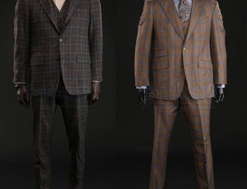 The Difference Between an Antonio Valente and Garrison Bespoke Suit (#09)