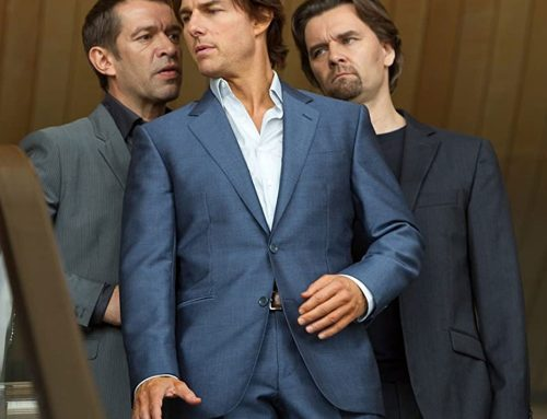 Mission Impossible: Ghost Protocol – A Tailor's Commentary on THAT Blue Suit | #114