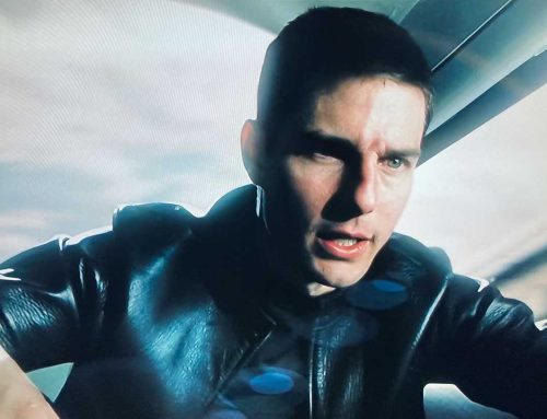 Minority Report – Tom Cruise's Future Proof Leather Jacket