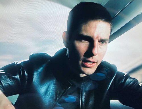 Minority Report – Tom Cruise's Future Proof Leather Jacket