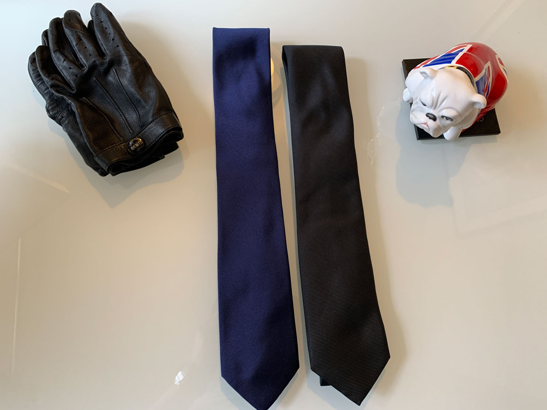 Thomas Pink Tie James Bond