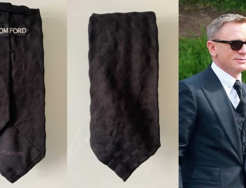 Spectre – Bond's Tom Ford Tie fit for a Funeral | Review
