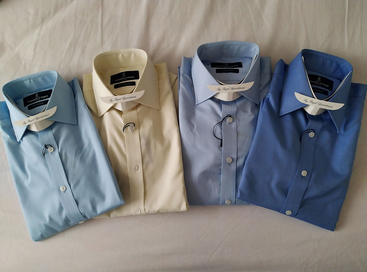 bespoke shirts 4 by turnbull and asser