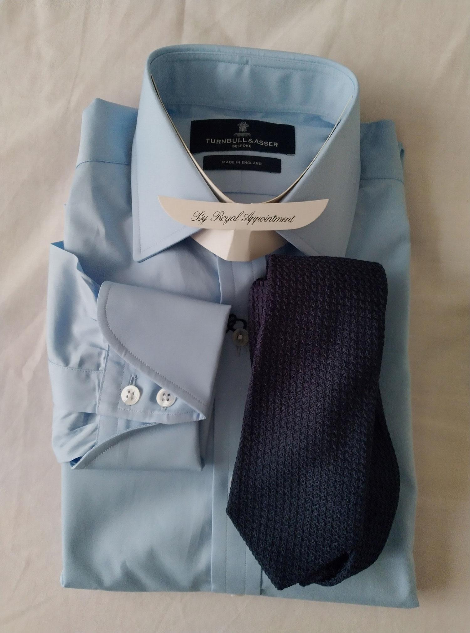 bespoke shirts dr no