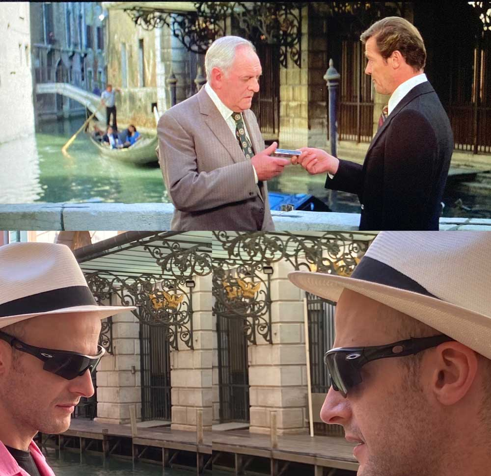 James Bond Venice Locations