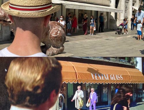 The OTHER James Bond Venice Locations