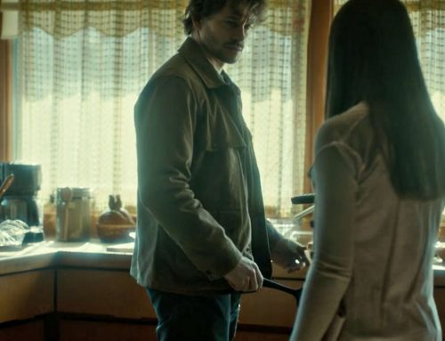 Will Graham's Waxed Cotton Jacket for a Showdown with Hannibal (#13)